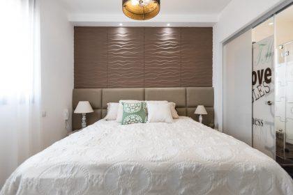 הדירה של חיים- חדר שינה+ רחצה הורים